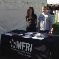 MFRI at Purdue Homecoming