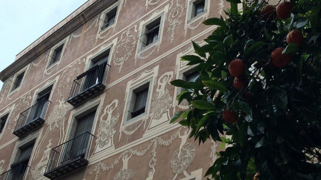 Arrivée et quartier gothique Barcelone (21)