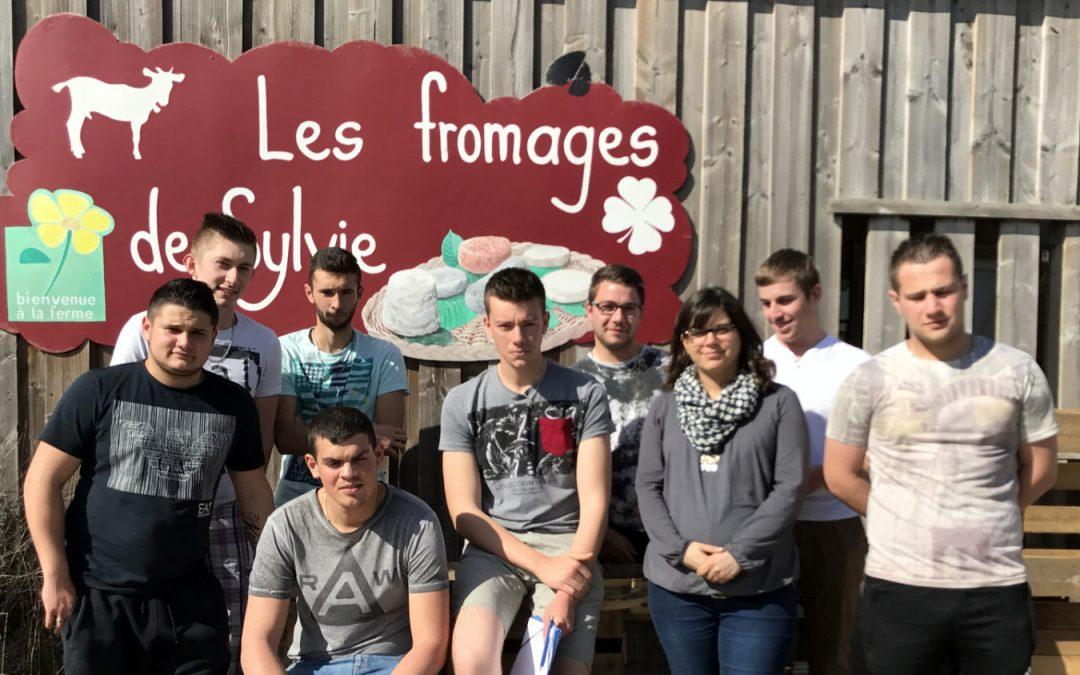 Les Fromages de Sylvie vus par les Techniciens Agricoles