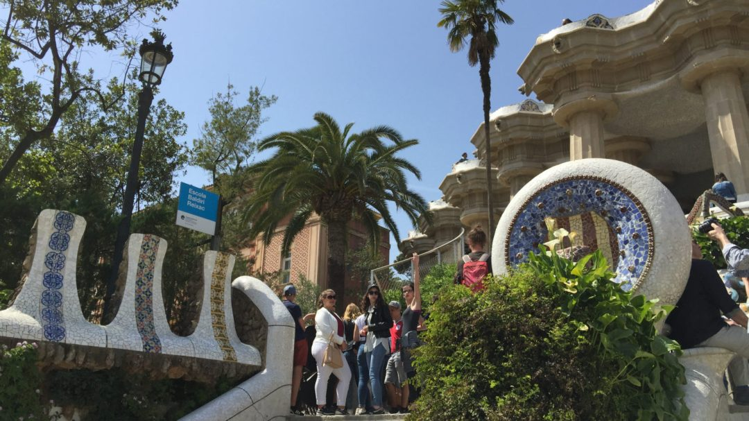 Parc Guel Barcelone (25)