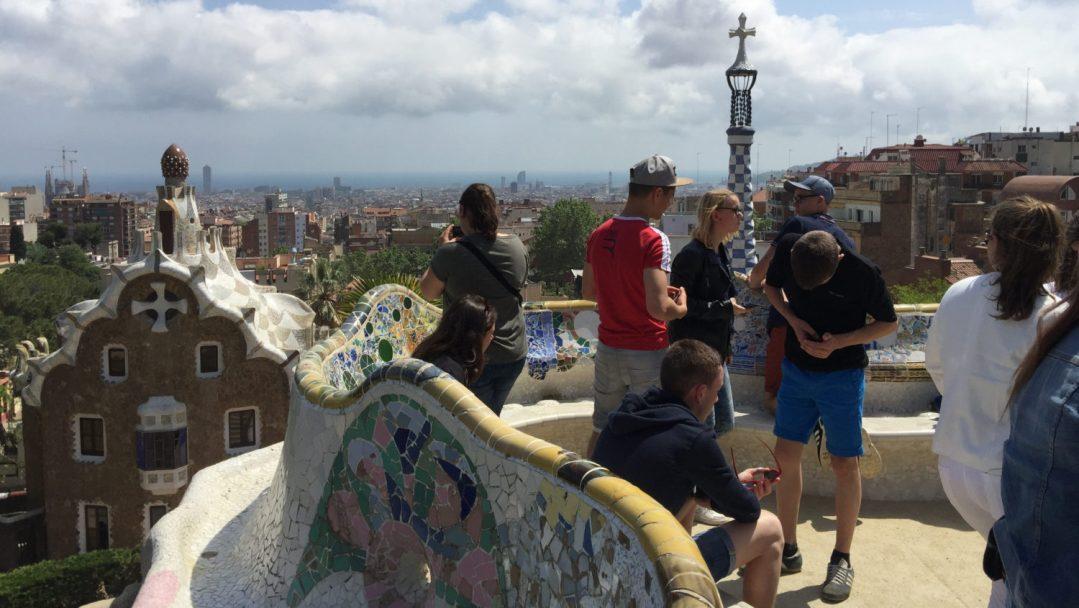 Parc Guel Barcelone (9)