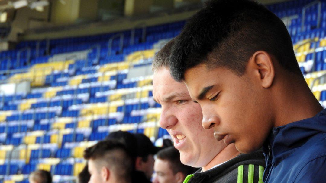 Portraits de stars au Camp Nou (1)