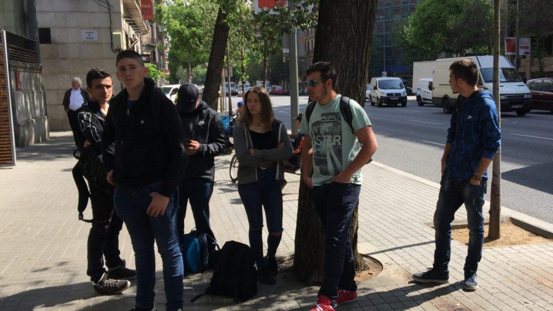 Rues de Barcelone (3)