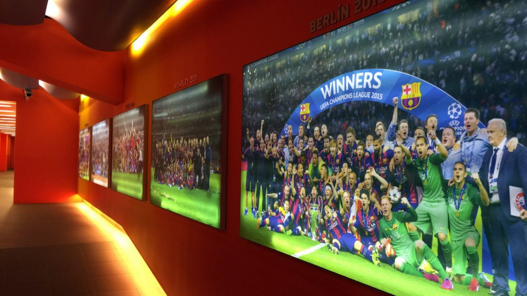 Visite du Camp Nou Barcelone (15)
