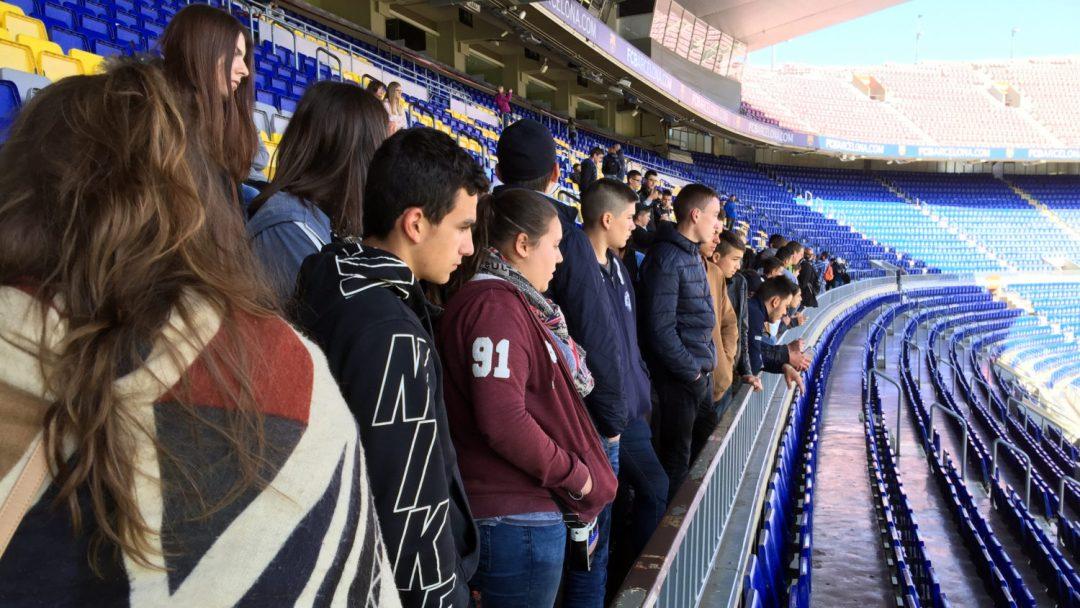 Visite du Camp Nou Barcelone (25)