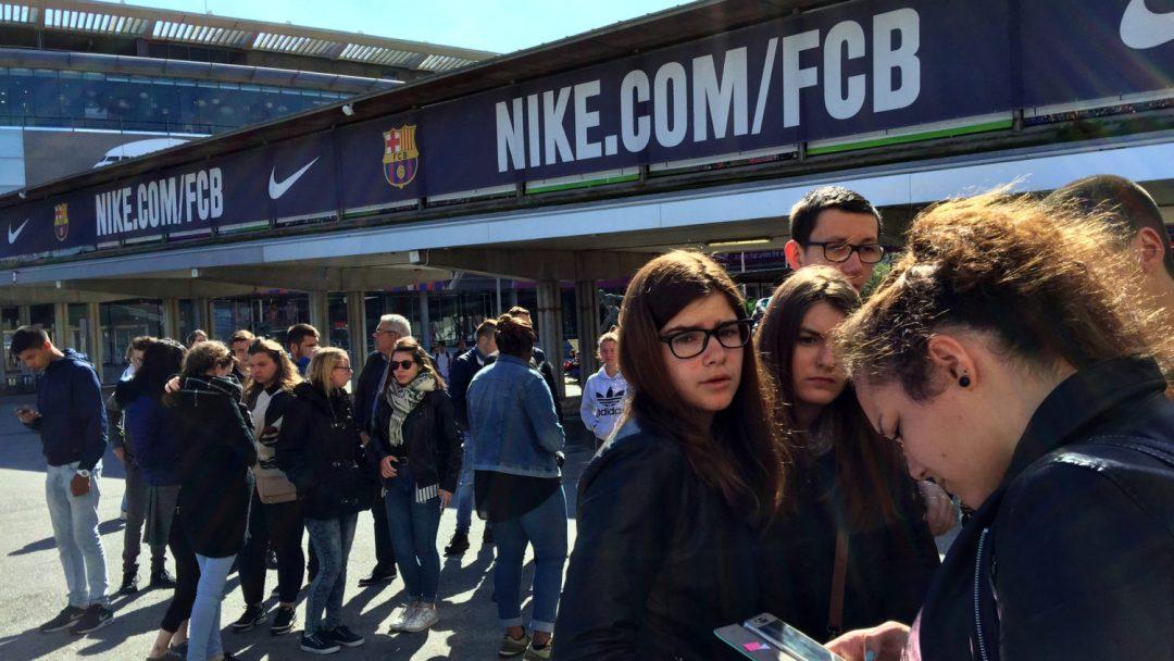 Visite du Camp Nou Barcelone (30)