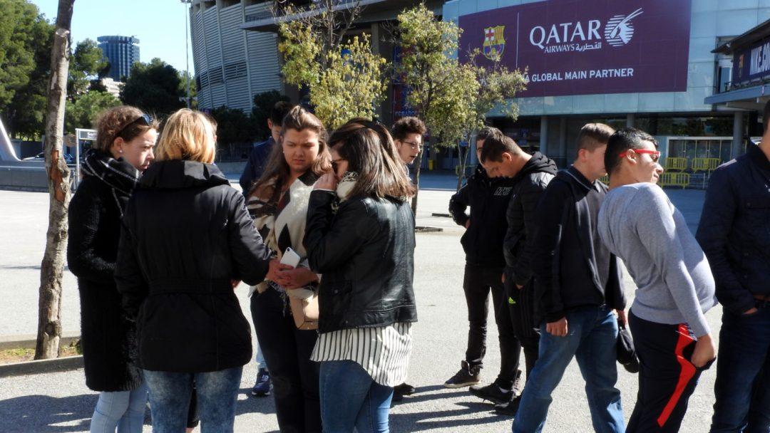 Visite du Camp Nou Barcelone (33)