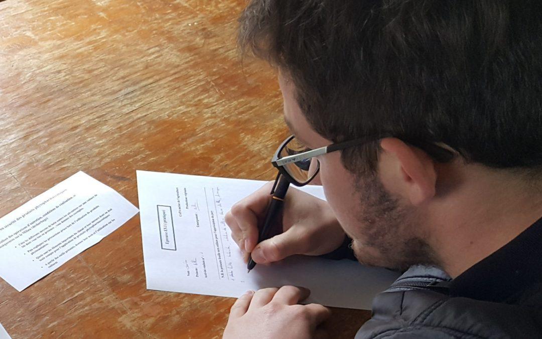 Dates des examens: DNB CAPaSAPVER CAPaMA TA