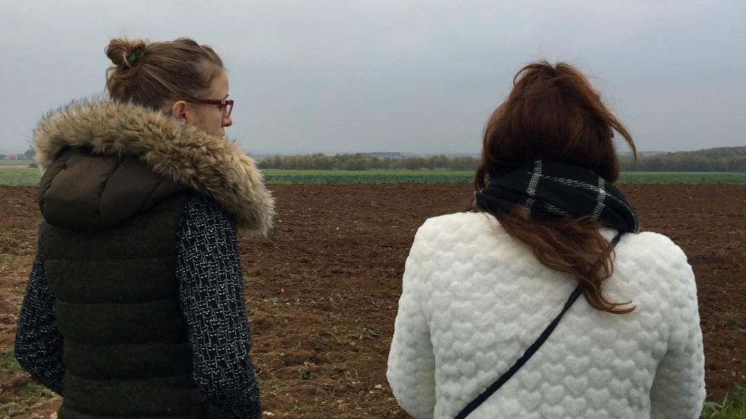 Tulipes contre le Cancer Plantation CFA MFR PuySec (31)