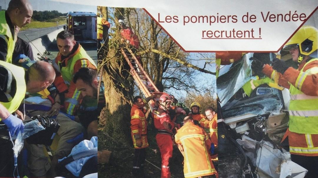 Sécurité Animation Projet Pompiers BTS Bel-Air CFA MFR Puy-Sec