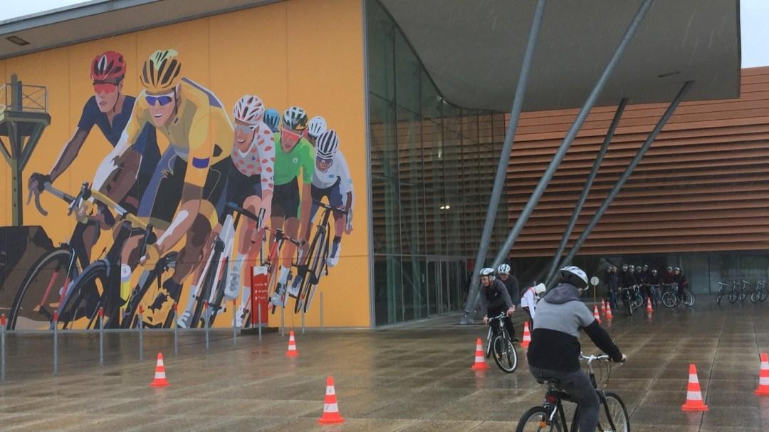 Au Tour Du Vélo Vendéspace Mars 2018 3è CFA MFR PuySec (31)