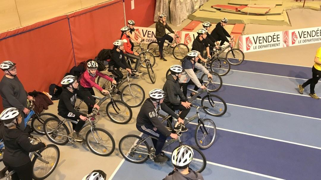Au Tour Du Vélo Vendéspace Mars 2018 3è CFA MFR PuySec (7)