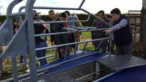 GAEC Poussigny Porcs Mars 2018 CFA MFR Puy-Sec saint-martin-de-fraigneau