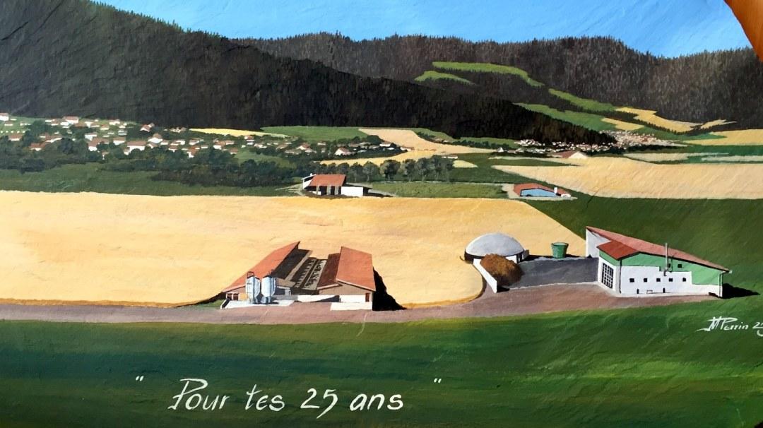 Jeudi Matin VE Suisse TA CFA MFR Puy-Sec Mars 2018 Restaurant les Poneys (10)
