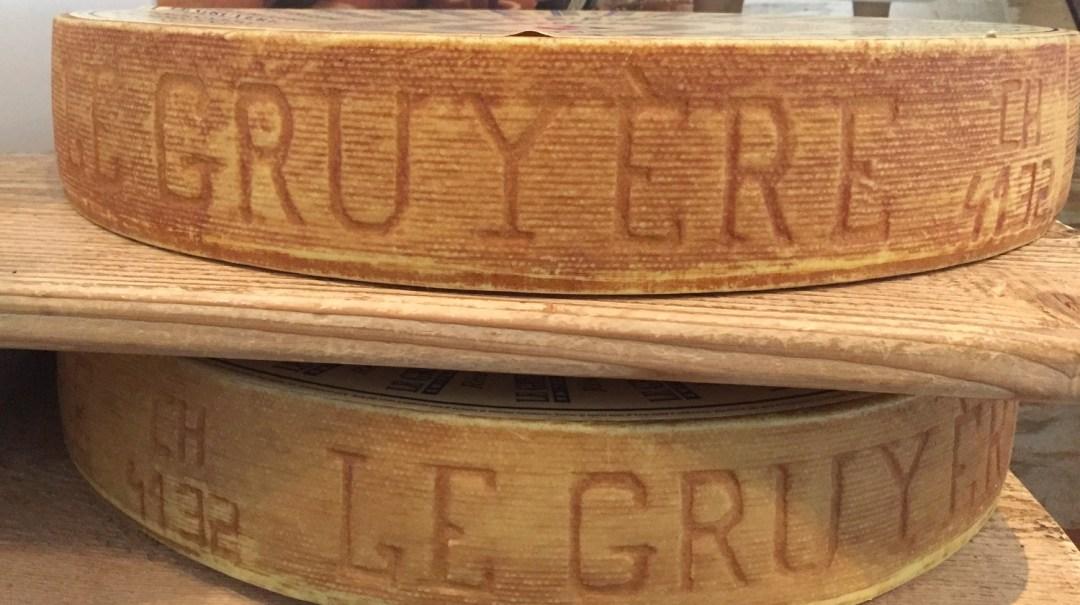 Le gruyère une des spécialtés suisse Vendredi TA CFA MFR Puy-Sec Mars 2018 (6)
