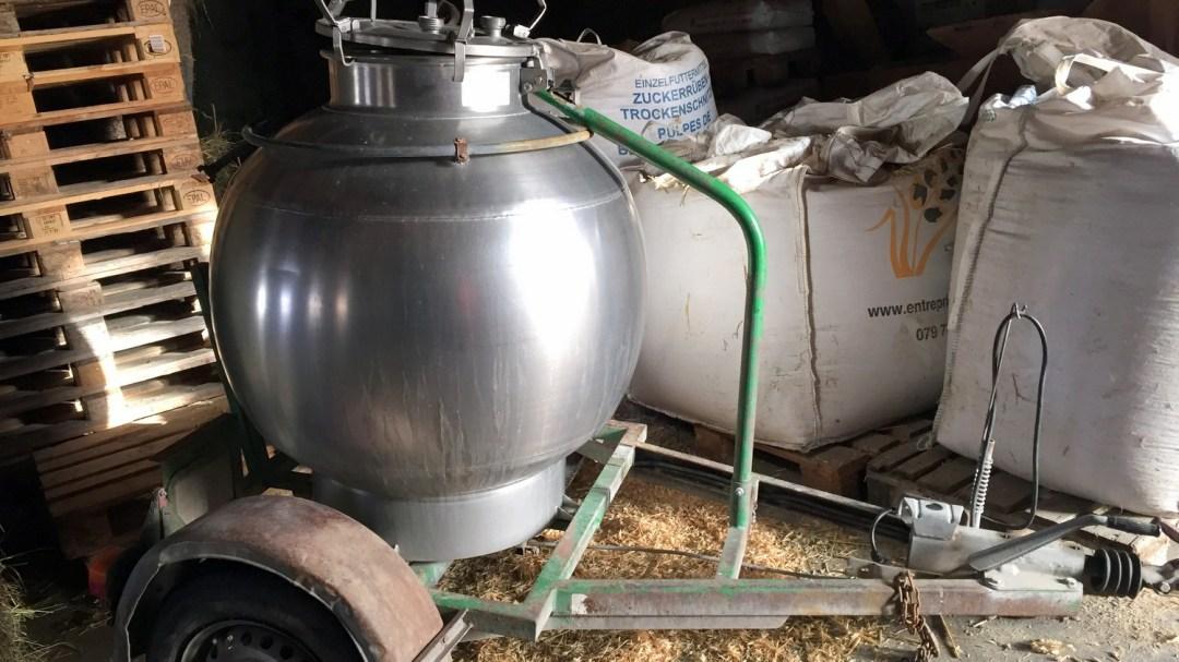 Lundi ferme de Grange Verney Moudon VE Suisse TA Mars 2018 (23)
