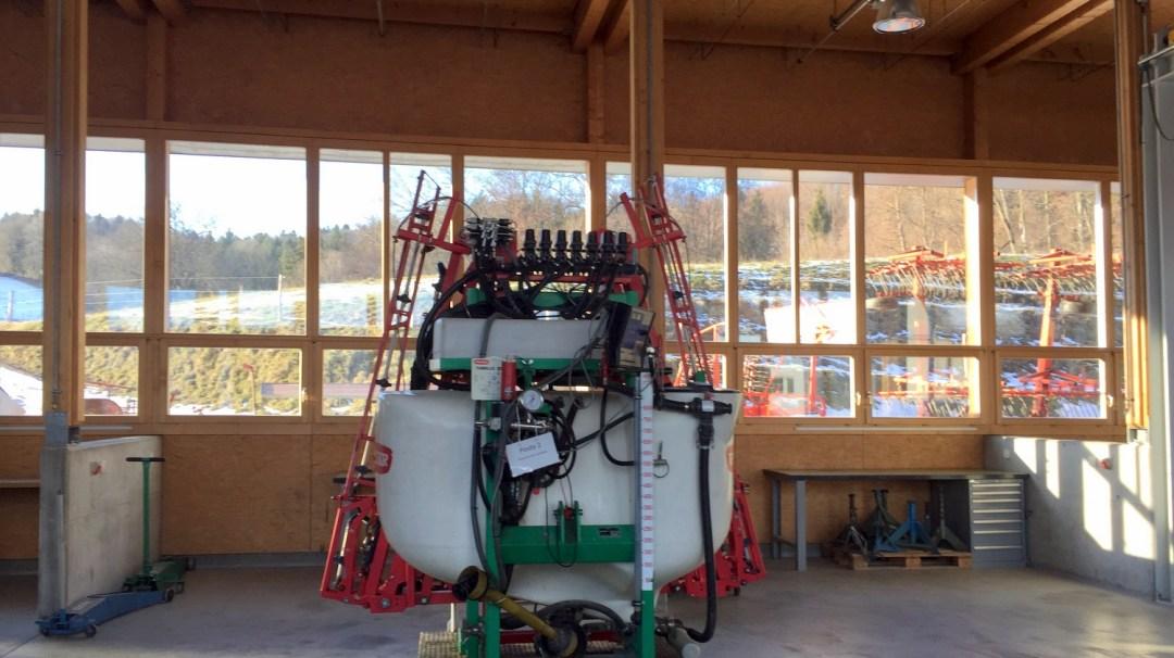 Lundi ferme de Grange Verney Moudon VE Suisse TA Mars 2018 (28)