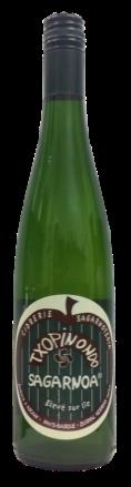 Bouteille cidre spécialitée Pays-Basque