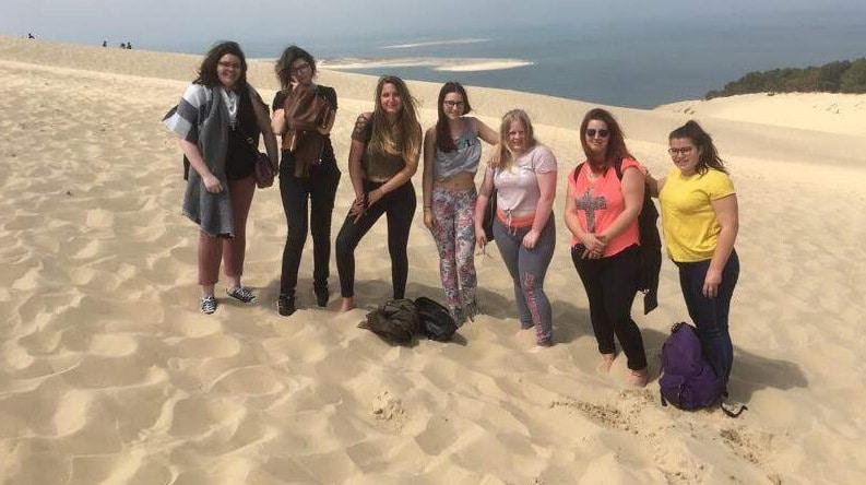 Dune du Pilat VE Pays-Basque CAPa SAPVER