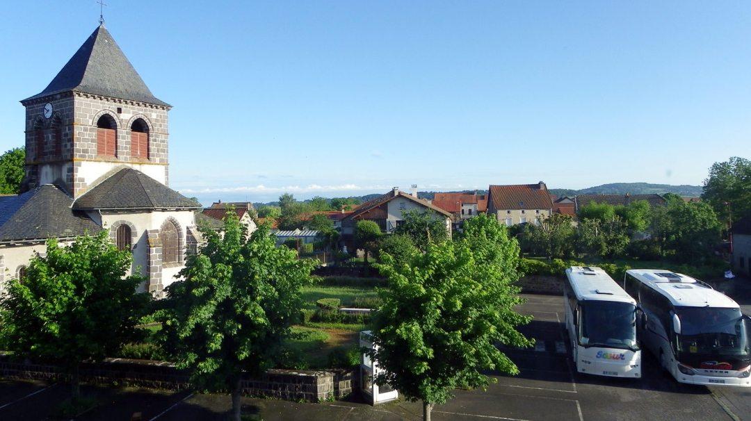 De St Ours-Les-Roches à Volvic