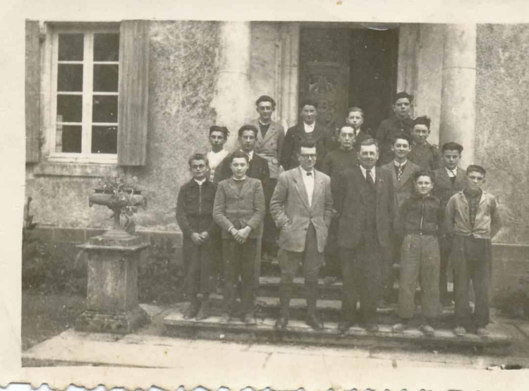 Archives anciens élèves mfr puy-sec 1953 rentrées