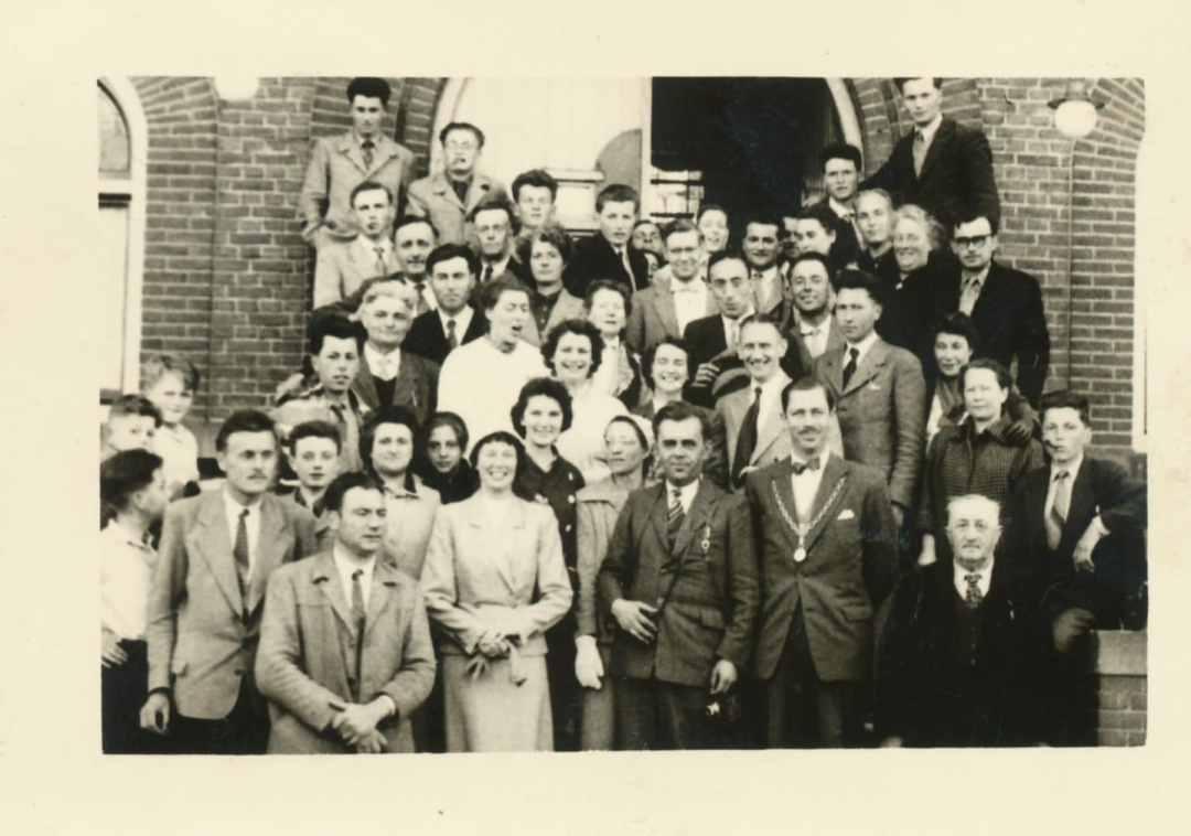 Archives anciens élèves mfr puy-sec 1955 rentrées