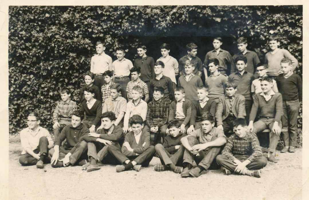 Archives anciens élèves mfr puy-sec 1964 0
