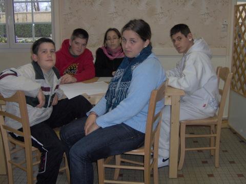 Archives anciens élèves mfr puy-sec 2006