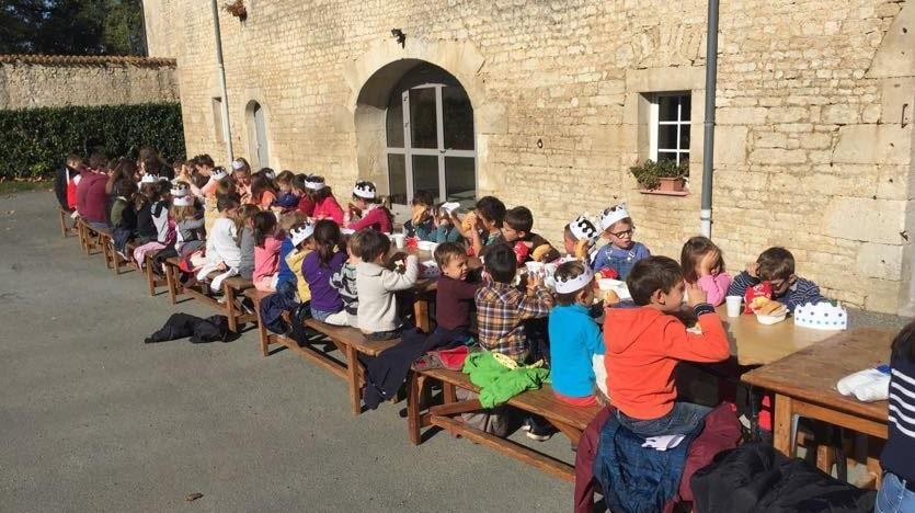 Accueil Enfants Centre de loisirs St-Martin-De-Fraigneau par CAPaSAPVER (14)