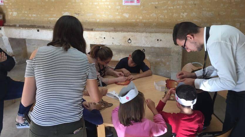 Accueil Enfants Centre de loisirs St-Martin-De-Fraigneau par CAPaSAPVER (16)