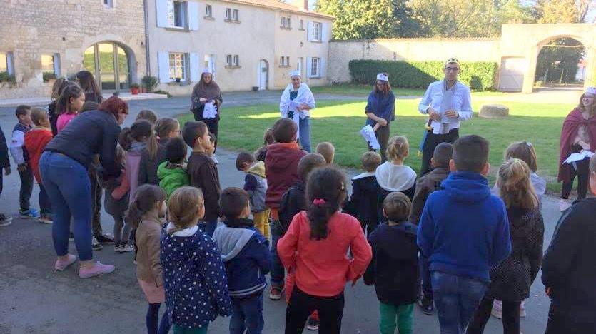 Accueil Enfants Centre de loisirs St-Martin-De-Fraigneau par CAPaSAPVER (3)