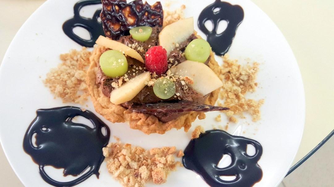 Atelier Patisserie J1 tarte au chocolat et sa farandole de fruits CFA MFR Puy-Sec Formations Adultes (24)