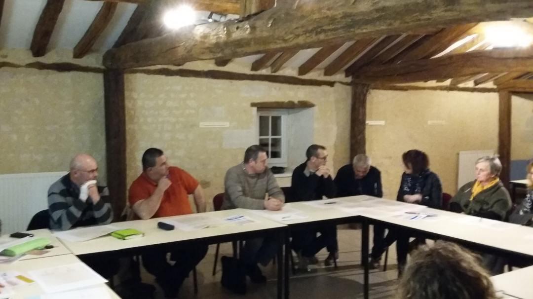 Projet association MFR Puy Sec 2016 2019 Atelier 1