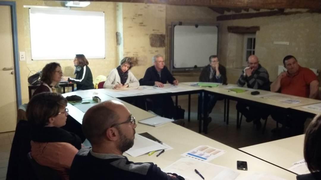 Projet association MFR Puy Sec 2016 2019 Atelier 2