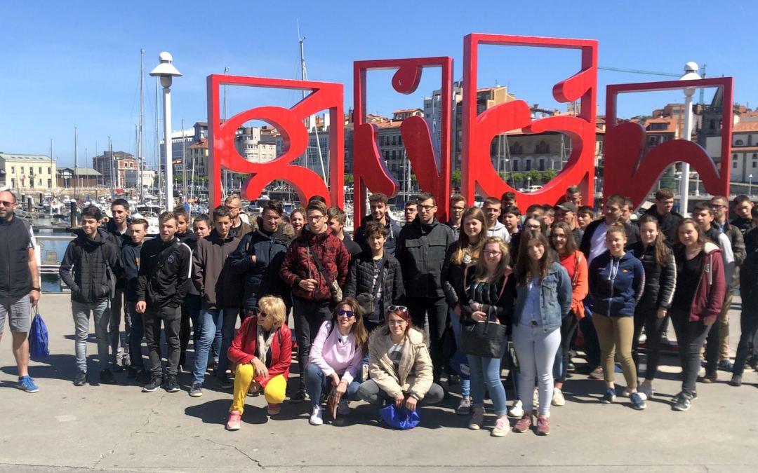 Départ pour Oviedo, Capitale des Asturies
