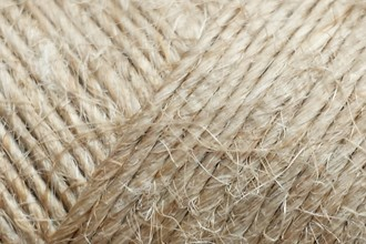 A spool of our jute twine.