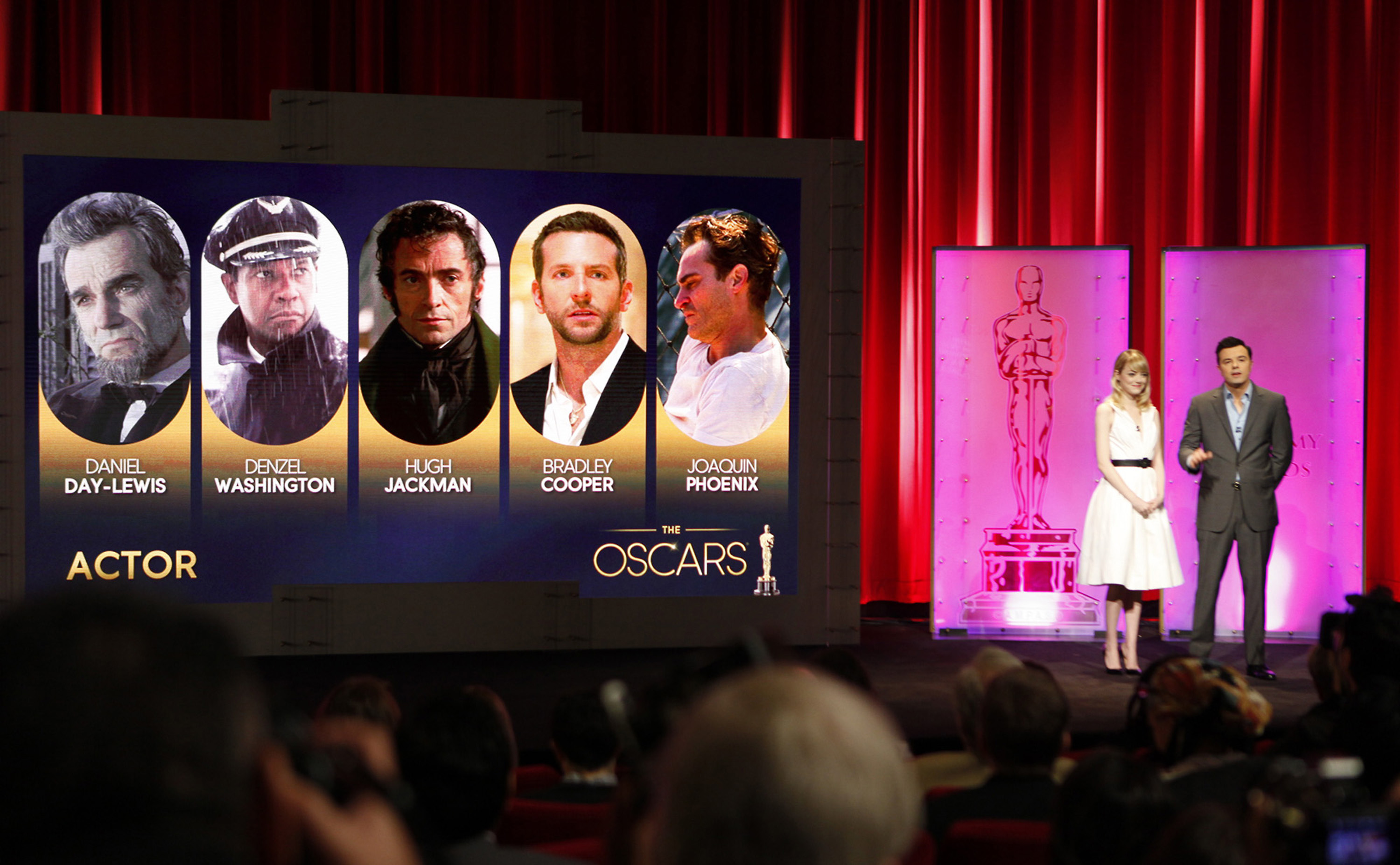 And The Oscar Goes to… Predicting the Unpredictable