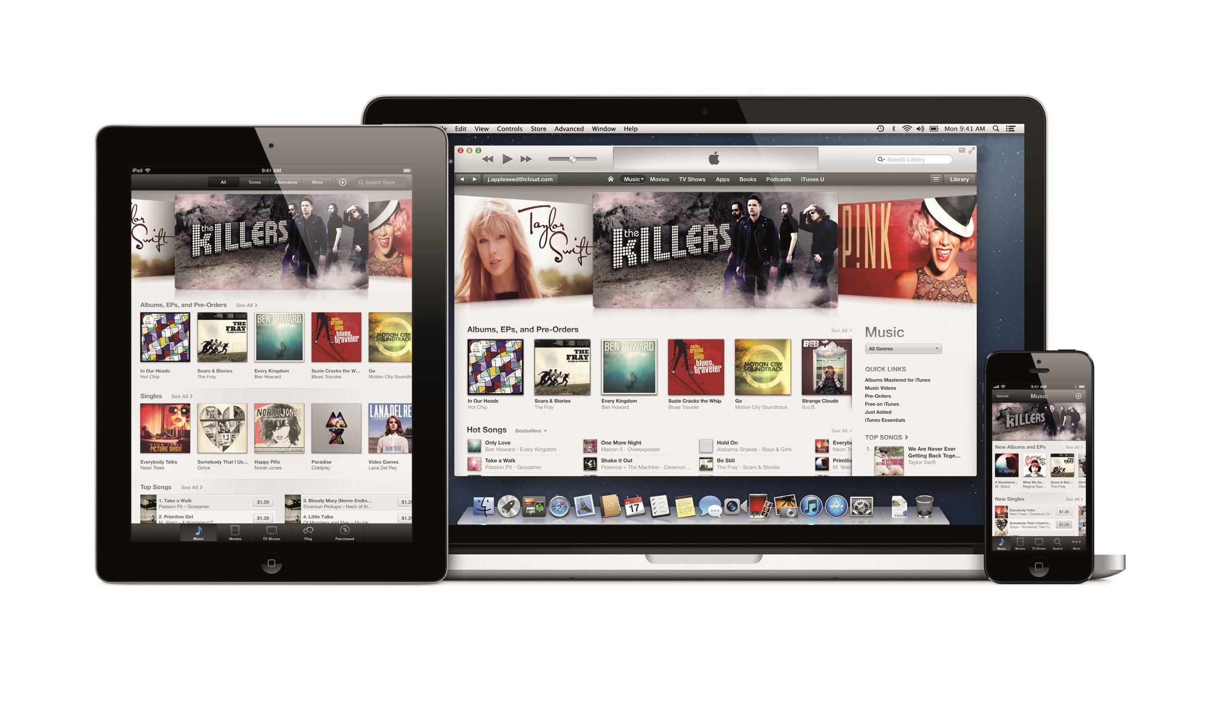 iTunes 11 Review: Sleek look defines latest update