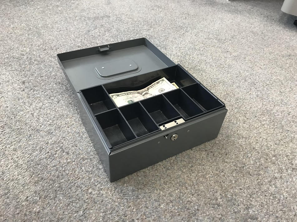 Investigation Uncovers Trends of Cashboxes' 10s and 20s Stolen Overnight Previously Unaware Administration To Begin Investigation