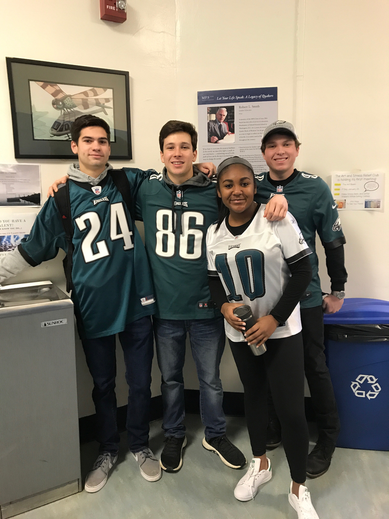 Pulse of Eagles Fans at MFS