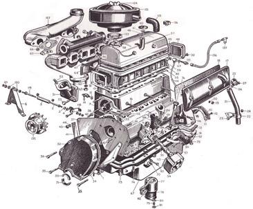 XPAG external parts