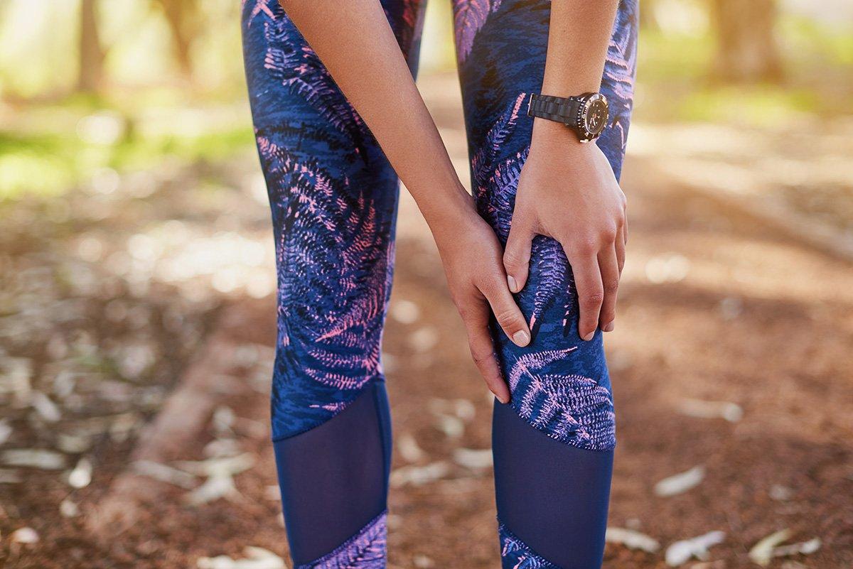 تمارين رياضية لمن يعاني من الالم الركبة