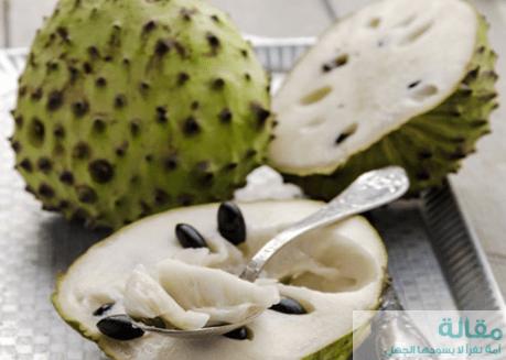 فوائد عصير فاكهة القشطة