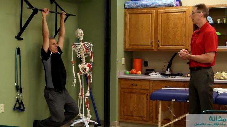طريقة عمل العلاج الطبيعي للعضلات