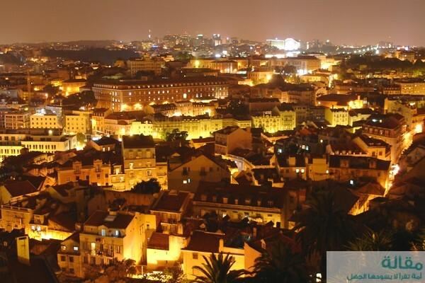 اروع اماكن السياحة فى لشبونة