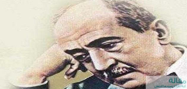 سيرة احمد شوقي