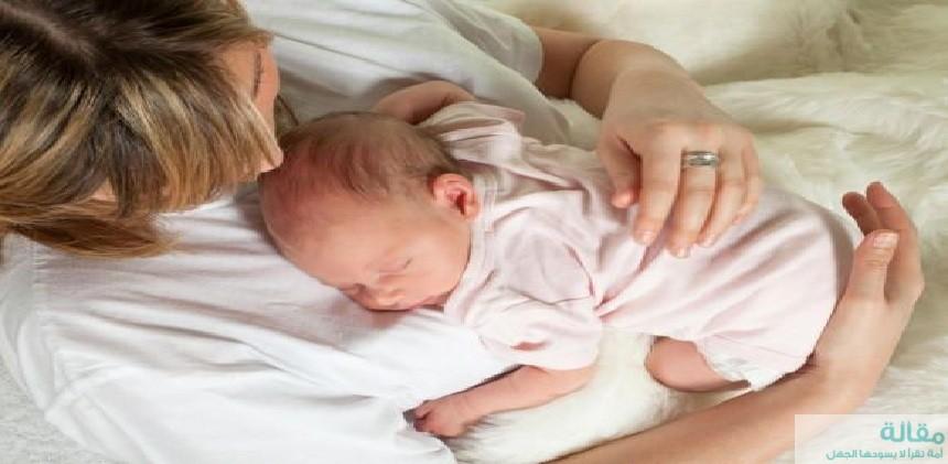 اسباب عدم وجود حليب في ثدي الأم