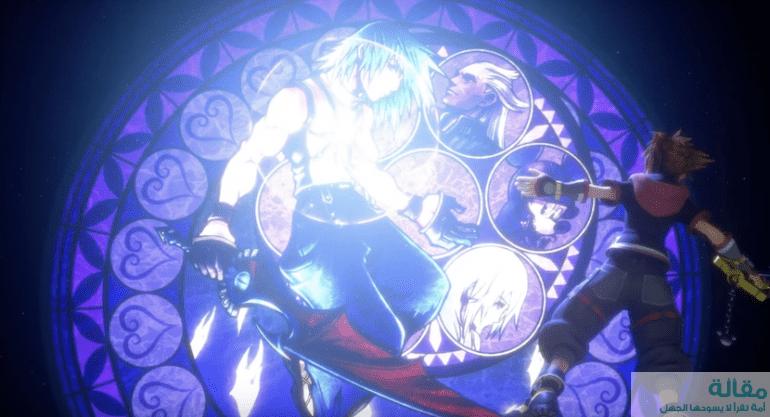 تاريخ اصدار لعبة Kingdom Hearts III Re Mind DLC الجديدة