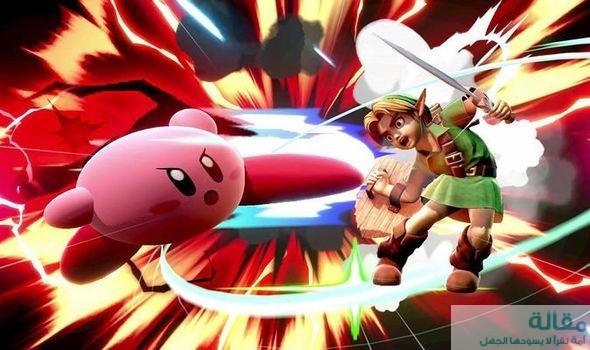تحديث سوبر سماش بروس في لعبة Fighters Pass DLC