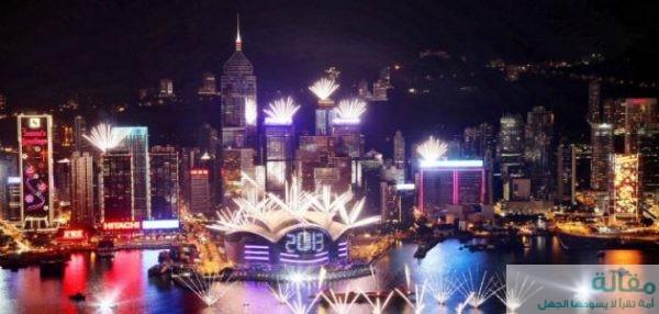 الوجهات السياحية في هونغ كونج الصينية